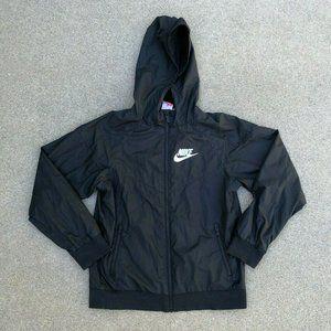 Nike Sportswear Full Zip Hoodie Athletic Jacket M
